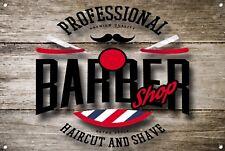 Barber Shop Sign, Metal Sign, Barber Shop Signs, Modern Style, Barber Shop, 1001