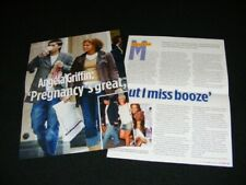 ANGELA GRIFFIN magazine clippings