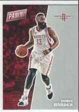 Basketball-Trading Cards James Harden Authenticated-Panini Not