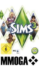 Die Sims 3 Hauptspiel Original Spiel - EA Origin PC DIGITAL DOWNLOAD CODE [NEU]