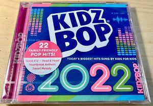 Kidzbop ~ Kidz Bop 2022 ~ NEW CD (sealed)  22 Hits Sung by Kids for kids