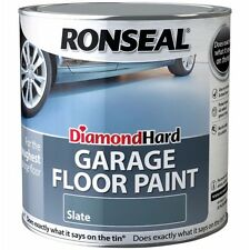Ronseal 2.5L Diamond Hard Garage Floor Paint 2.5 Litre - All Colours