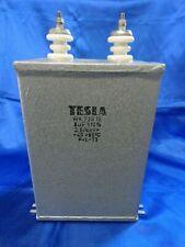 1X 12000V DC 6000V AC 0.22UF//MFD 80A resonante Tesla Condensador 74*120mm G1007
