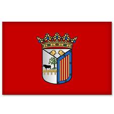 "SALAMANCA Spain Flag bumper sticker decal 5"" x 3"""