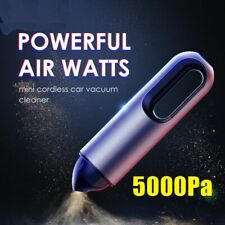 5000pa Strong Power Wireless Cordless Handheld Car Vacuum Cleaner Suction Home