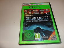 PC  Sins of a Solar Empire Game of the year edtion
