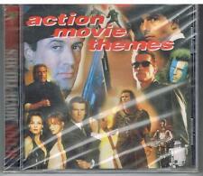 ACTION MOVIE THEMES - SLAM MUSIC  - CD NUOVO SIGILLATO