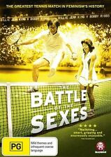 The Battle of the Sexes NEW R4 DVD