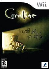 Coraline, (Wii)