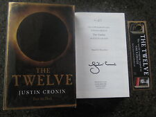Signed & Numbered Limited U.K.First Edition No:27 The Twelve by Justin Cronin