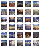 Urban Life Throw Pillow Cases Cushion Covers Ambesonne Home Decor 8 Sizes