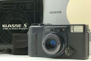 【 MINT+ in Box 】Fuji Fujifilm Klasse S Point & Shoot 35mm Film Camera from JAPAN