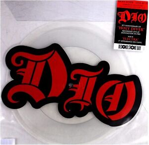 Dio - Holy Diver Live at 35 - New Limited Edition Shaped Picture Disc