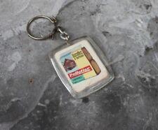 Porte clé publicitaire pain grillé biscottes Pelletier vintage