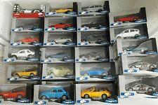 WELLY Modelle, Modellautos ca.11 cm,Sammlerstücke,Rückzugsmotor,~1/43,OVP (A395)
