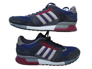 Adidas ZX trainers blue UK 9