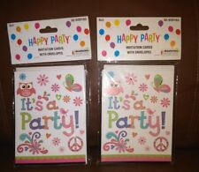 It's a Party Invitation Cards Set of 16