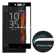 3D 5D 6D Full Cover Tempered Glass Screen Protector for Sony Xperia XA2/XZ3 10 5