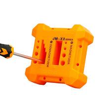 Magnetizer Demagnetizer Tool Orange Screwdriver Magnetic Pick Up Tool Orange new