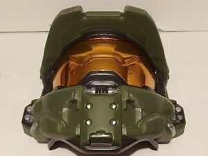 halo master chief helmet mask 2017 excellent condition xbox cosplay