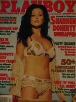 Playboy December 2003 | Shannen Doherty Deisy & Sarah Teles    #8458