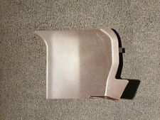 Mercedes W124 Coupe Brown Foot Rest Cover Right Side 1246800306