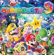MARIO PARTY 9 Nintendo Wii Game