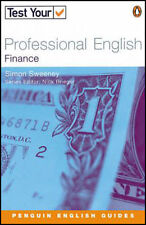 Test Your Professional English: Finance by Simon Sweeney FREEPOST
