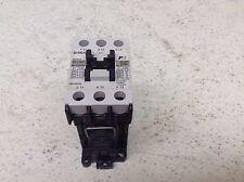 Fuji Electric SC-E02/G SE09AG 24 VDC Coil 5 HP @ 480 VAC Starter SCE02 SCE02G