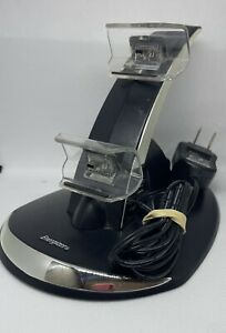 Sony PlayStation 3 PS3 Energizer 2-Controller Charge Dock Station PL-6328 TESTED