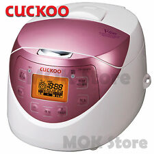 CUCKOO Rice Cooker CR-0632FV Quick Regular Heating 580W White 220V (6 cups)
