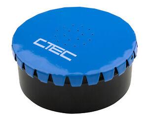 Spro C-TEC Click Maggot Box Wurmdose Maddendose Stippen Forellenangeln NEW OVP