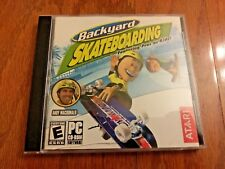 BACKYARD SKATEBOARDING – PC GAME BY ATARI