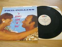 "12"" Maxi Single LP Phil Collins A Groovy Kind Of Love Vinyl WEA 2578500"