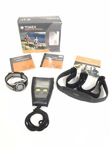 Timex Heart Rate Monitor T5C351F5 Watch, Heart Rate Monitor NEEDS BATTERIES