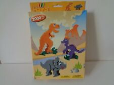 Hama Midi Bead Dino World (3434) New