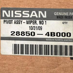 1995-1999 Nissan 200SX Sentra Passenger Sd Wiper Pivot Assembly OEM NEW Genuine