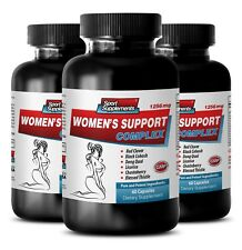 chasteberry extract - Women's Support Complex 1256mg 3B- relieve hormonal acne