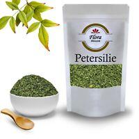 Petersilie gerebelt getrocknet grün Ohne Zusätze Premium Kräuter Exquisit Line