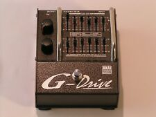 Akai G-Drive début 2000' equalizer Distortion