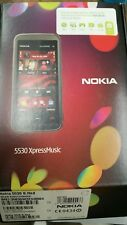 Nokia Music Xpress Nokia 5530 touch screen blue tooth