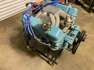 PONTIAC 400 EARLY MODEL COMPLETE WITH RACE PARTS