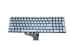 New HP 15-cs3003ca 15-cs3023ca 15-cs3077nr 15-cs2051od Silver keyboard backlight