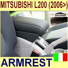 Mitsubishi L200 (from 2006) - armrest TOP for accoudoir puor - mittelarmlehne