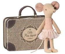 Victorian Trading Co Little Miss Mouse Touring Ballerina Doll Mouse 6D