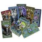 Fournier LEGENDS Tarot Anne Stokes Telling 78 cards Deck Esoteric Dividation NEW
