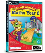JUMP AHEAD YEAR 2 PC CD-ROM new & sealed MATHS  FOCUS