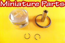 PITBIKE 125CC PISTON KIT PIT BIKE 125 LIFAN PISTON AND RINGS 52.4mm 14mm PIN HOL