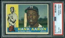 1960 Topps 300 Hank Aaron PSA 4 (0079)