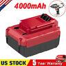 4.0Ah Lithium-Ion 20V Max Battery for PORTER CABLE 20 Volt PCC680L PCC685L Tool